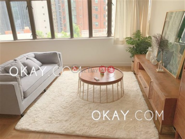 Stylish 1 bedroom with parking | Rental