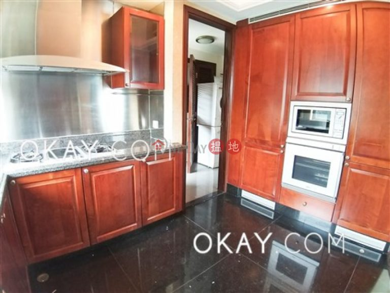 Exquisite 4 bed on high floor with balcony & parking | Rental