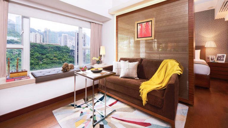 One Bedroom Shama Midlevels Hong Kong