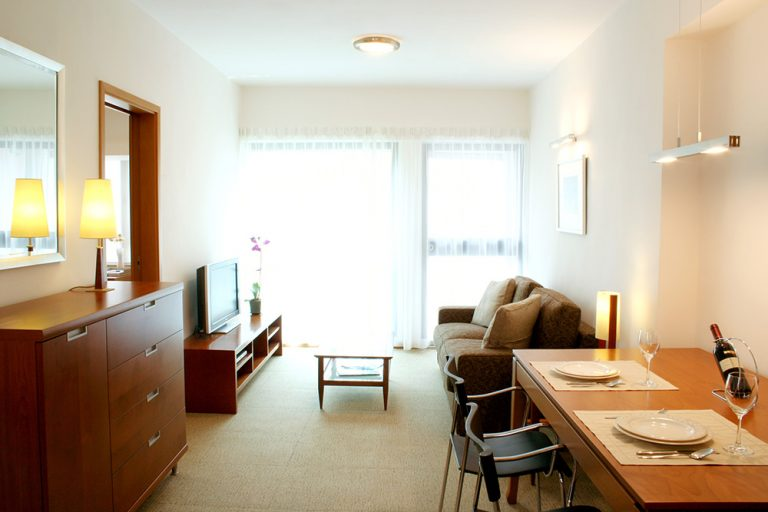 LILY I Serviced Apartments at Hanlun Habitats