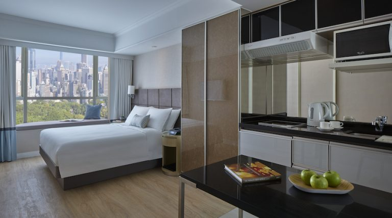 Standard / Superior Room at Two MacDonnell Road
