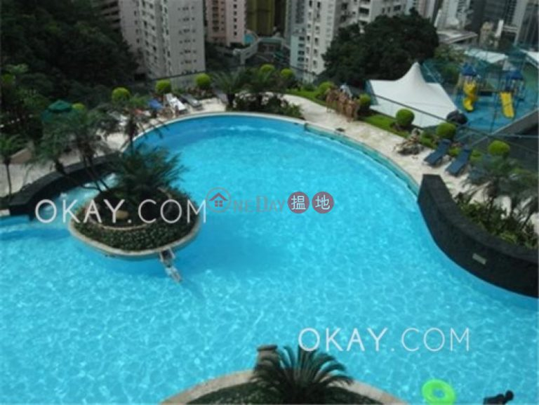 Lovely 4 bedroom on high floor with balcony & parking | Rental