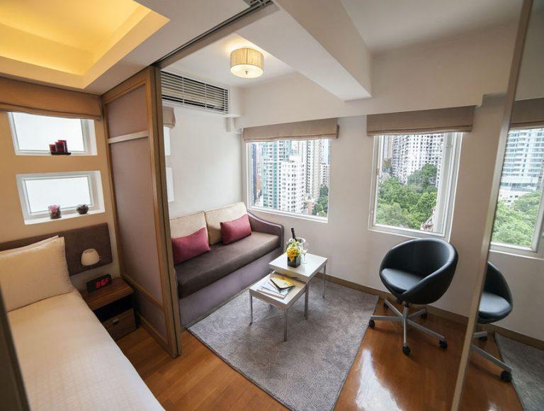 Studio Apartments at Mier Serviced Apartments
