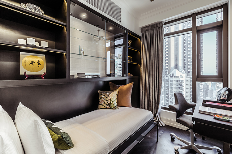 香港中半山公寓服務式公寓