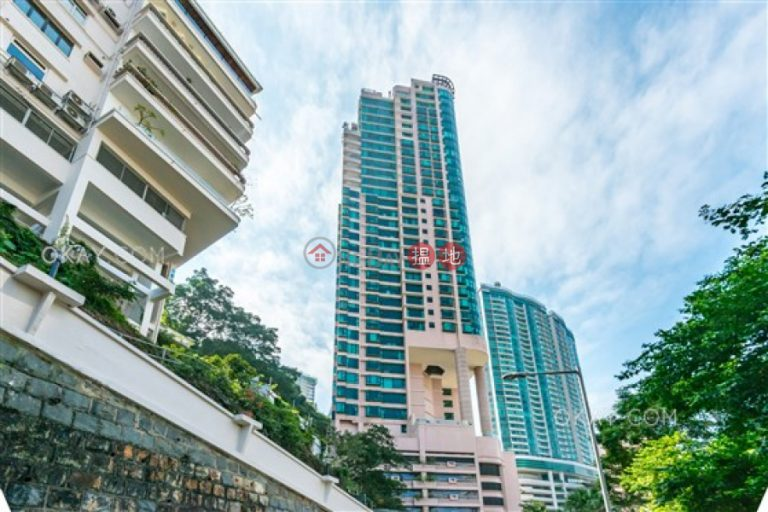 Lovely 4 bedroom on high floor with harbour views | Rental