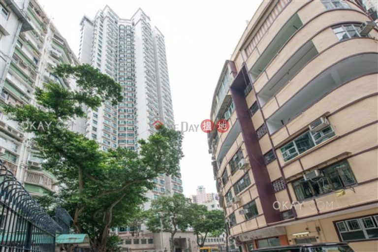 Unique 3 bedroom on high floor with parking | Rental