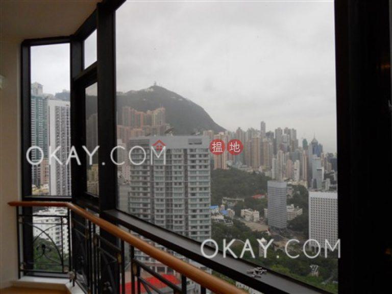 Gorgeous 3 bedroom on high floor with sea views | Rental