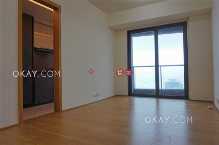 Tasteful 2 bedroom on high floor with balcony | Rental