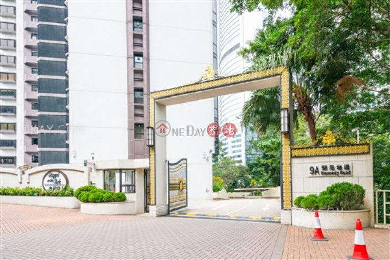 Luxurious 4 bedroom on high floor with parking | Rental