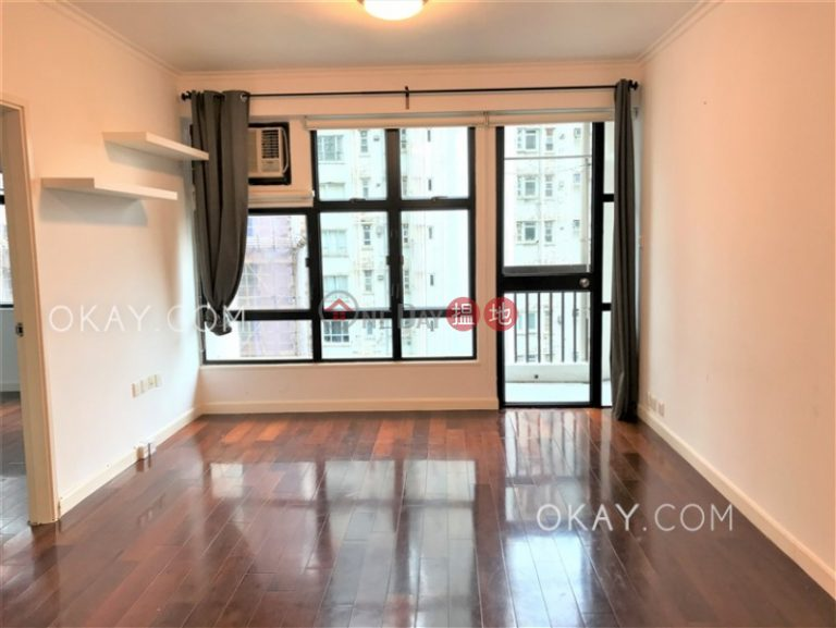 Luxurious 2 bedroom with balcony | Rental
