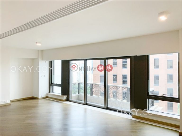 Gorgeous 4 bedroom on high floor with balcony | Rental