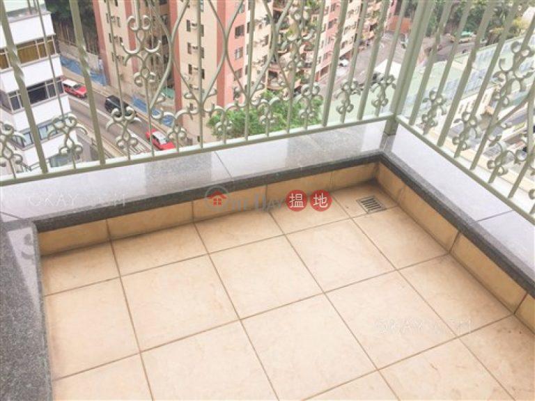 Elegant 2 bedroom with balcony | Rental