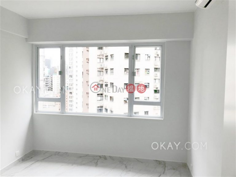 Efficient 4 bedroom on high floor with parking | Rental