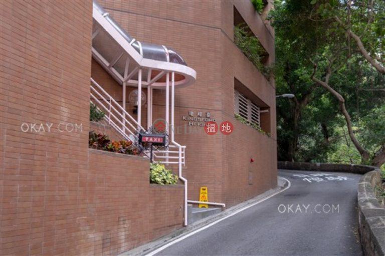 Unique 3 bedroom with balcony & parking   Rental