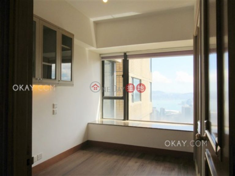 Gorgeous 3 bedroom on high floor with harbour views | Rental