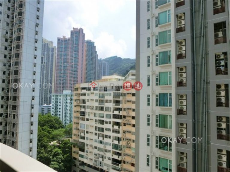 Popular 3 bedroom on high floor with balcony | Rental