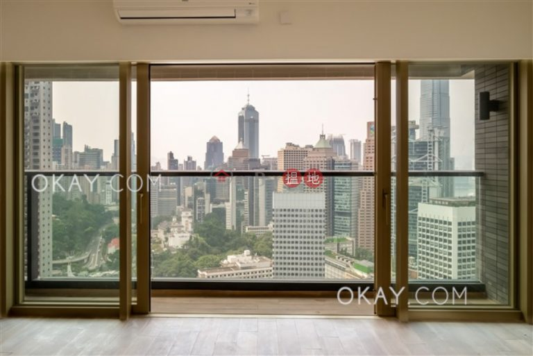 Luxurious 3 bedroom on high floor with balcony | Rental