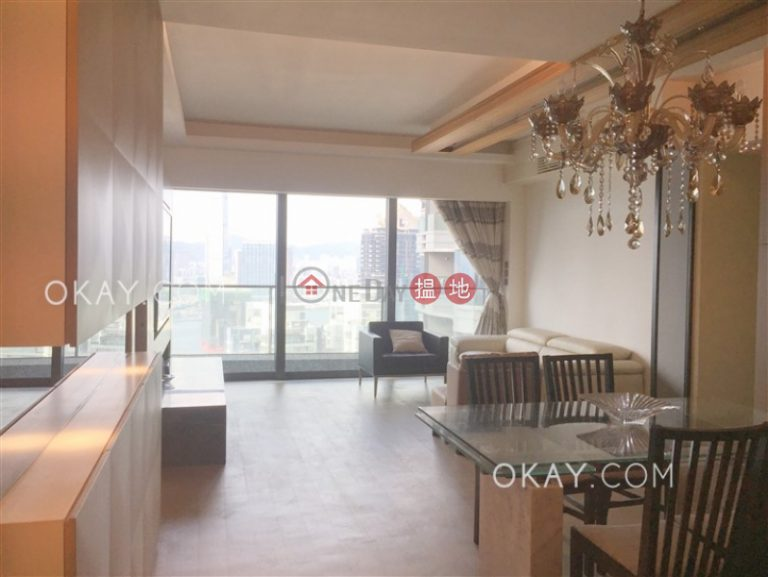 Gorgeous 4 bed on high floor with sea views & balcony | Rental